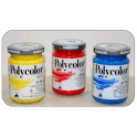 Polycolor Maimeri 140ml - 388 - Blu Marina