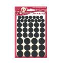 Magneti piccoli assortiti diam. cm. 0,8/1/1,2 - 42 pz