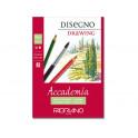 Blocco Accademia Disegno 200g 29,7X42 - 30 fogli