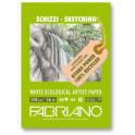 Blocco Schizzi Riciclato 29,7X42 120gr - 40 fogli