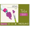 Blocco Tela Olio 24X32 300gr - 10 fogli