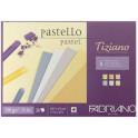 Blocco Pastello Tiziano Colori Tenui A4 160gr - 30 fogli