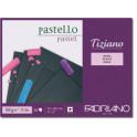 Blocco Pastello Tiziano NERO 23X30,5 160gr - 24 fogli
