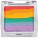 Colore da trucco Paint me Rayher 10 g - Pastello arcobaleno