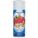 Smalto Acrilico Kiko Spray 400ml - Cromo Argento
