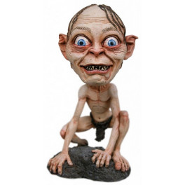 Il Signore Degli Anelli - Lord Of the Rings Smeagol Headknocker Figure
