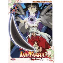 InuYasha - The Final Act - Serie Completa 4 DVD